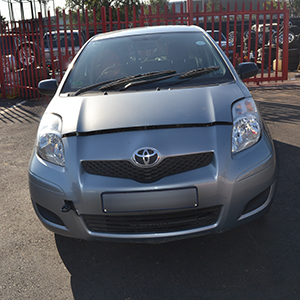 TOYOTA YARIS T1 5-DOOR