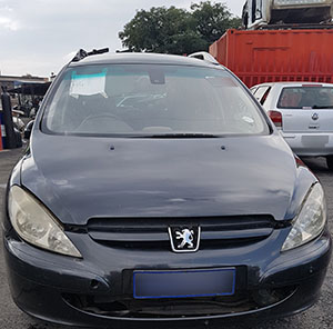 Peugeot 307 spares for sale